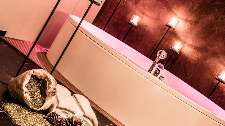 Romantica suite con SPA privata.