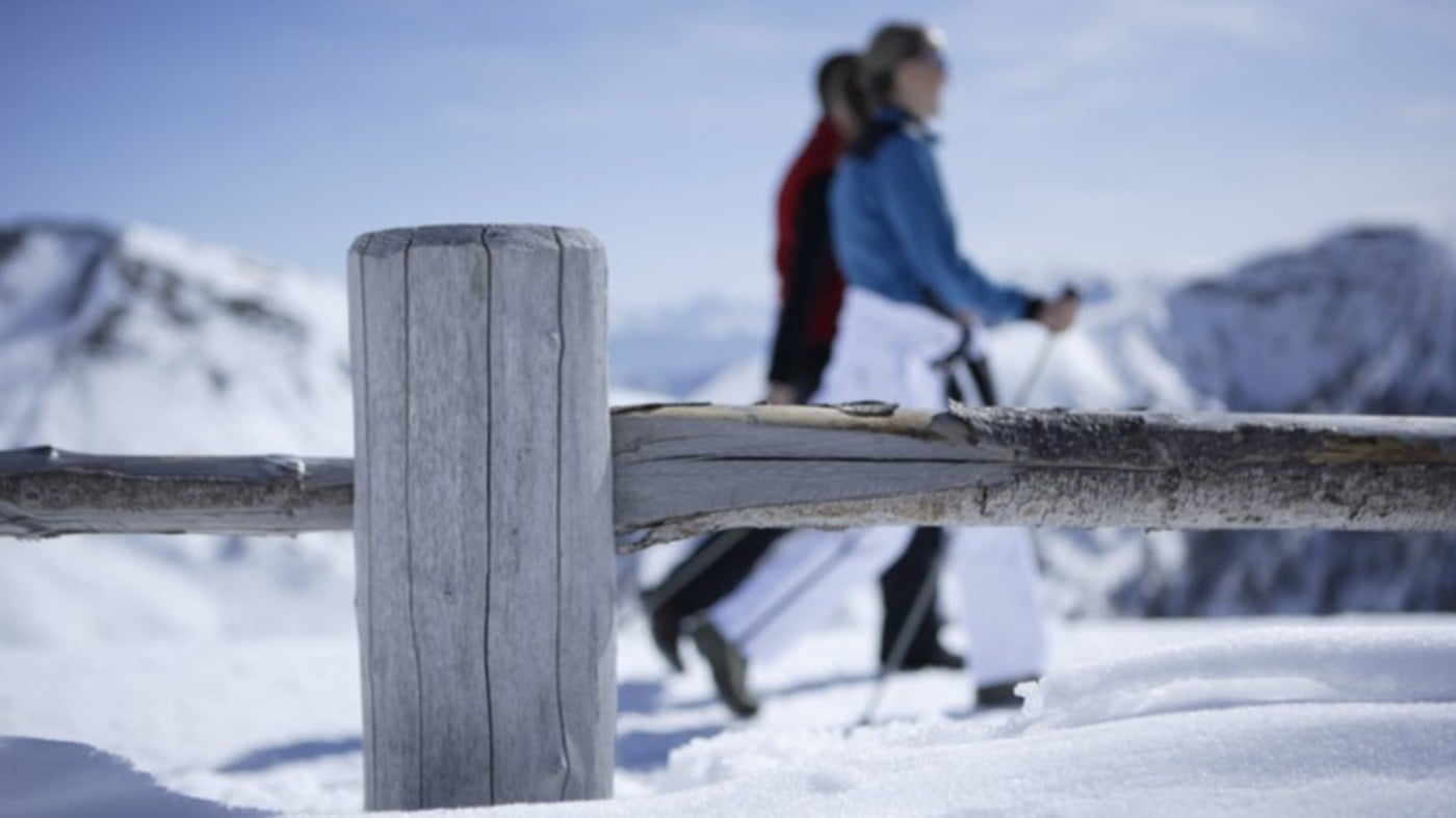 Nordic Walking and winter hiking