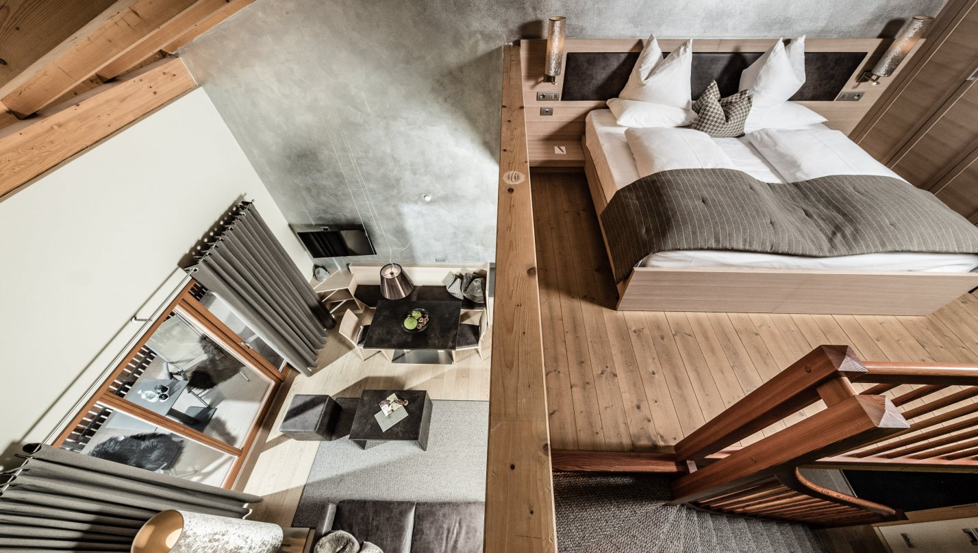 Junior Suite Deluxe (Maisonette)